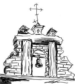 Puerto rico Sketch | ATC