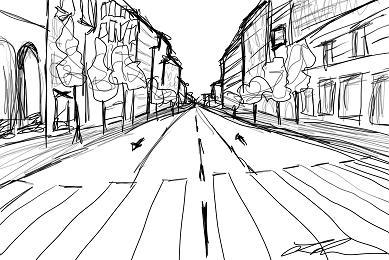 Serbia sketch | ATC
