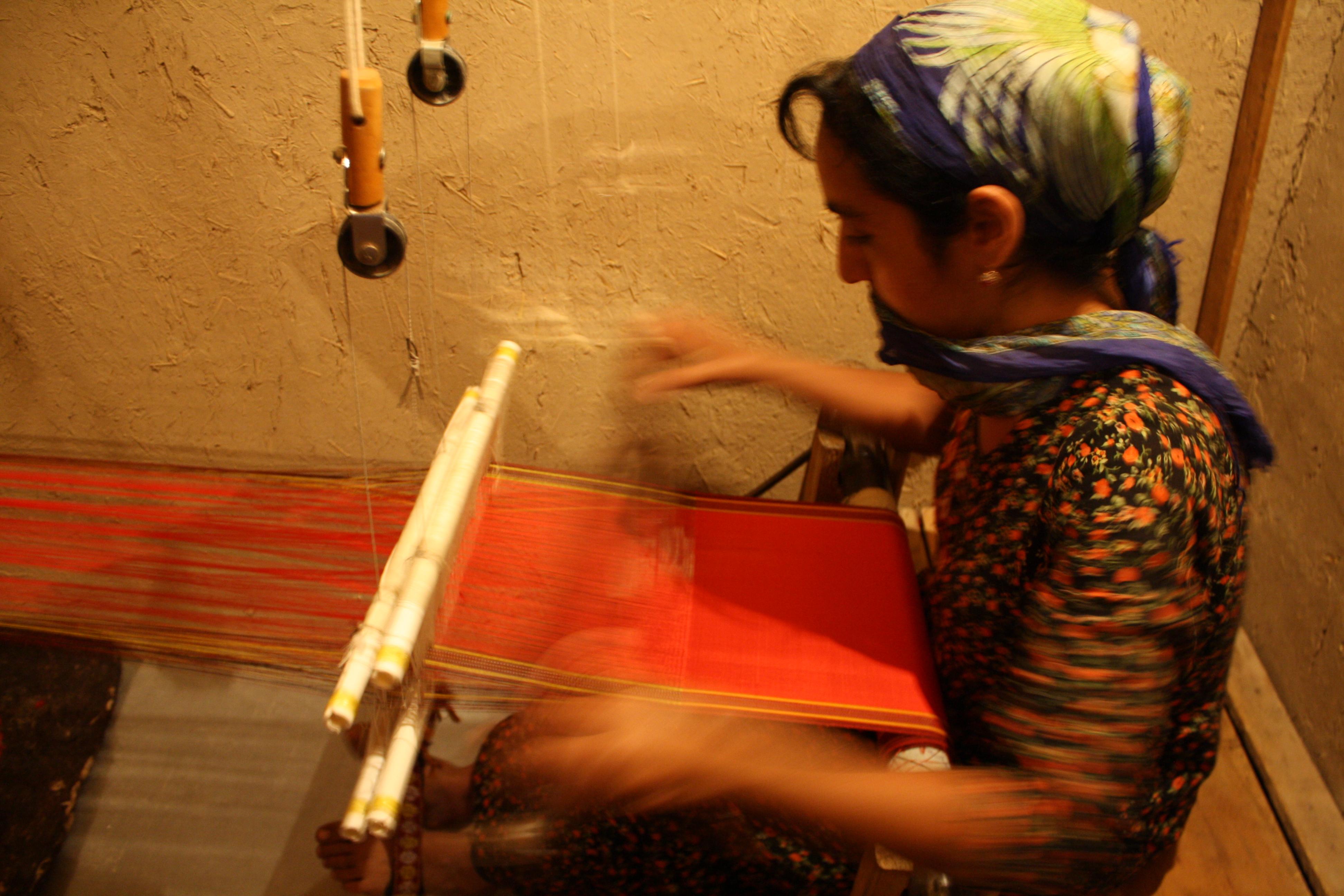 Weaving | ATC