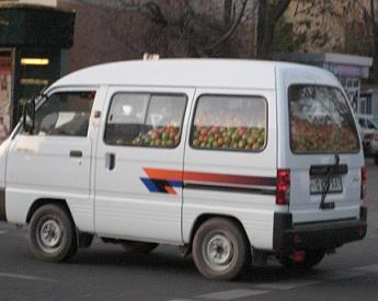 Car O Fruit | ATC