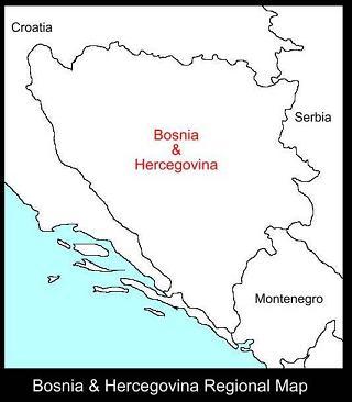 Bosnia Regional Map | ATC
