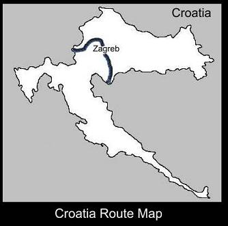 Croatia Route Map | ATC