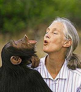 Jane Goodall | ATC