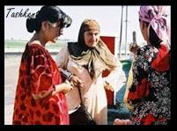 Uzbekistan Woman