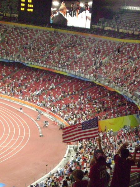 Beijing Olympics, China