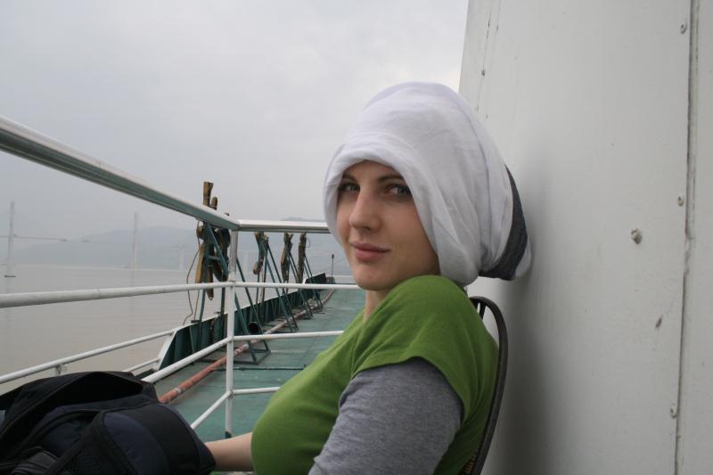 Yangzi river trip 144