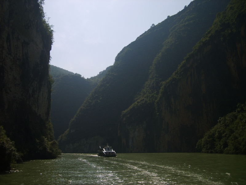 Yangzi River Cruise, China