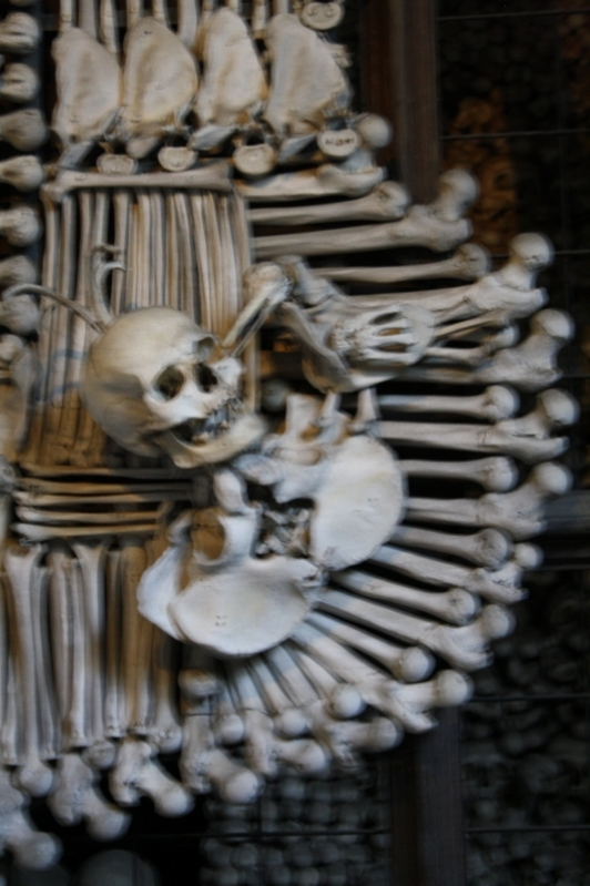 The Bone Church, Czech Republic