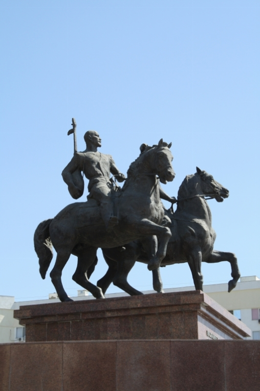 Monument in Kazakhstan