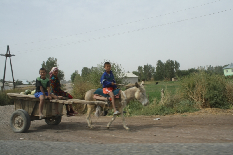 Transportation in Kazakhstan