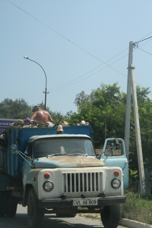 Transportation in Moldova