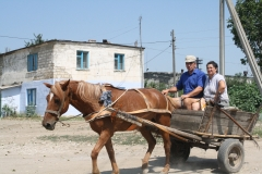Mode of Transport, Moldova