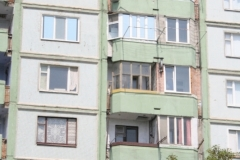 Moldova Apartment Block