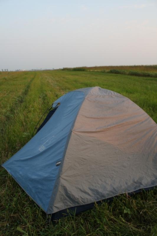 ATC Mongol Rally Camping