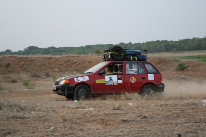 ATC Mongol Rally in Mongolia