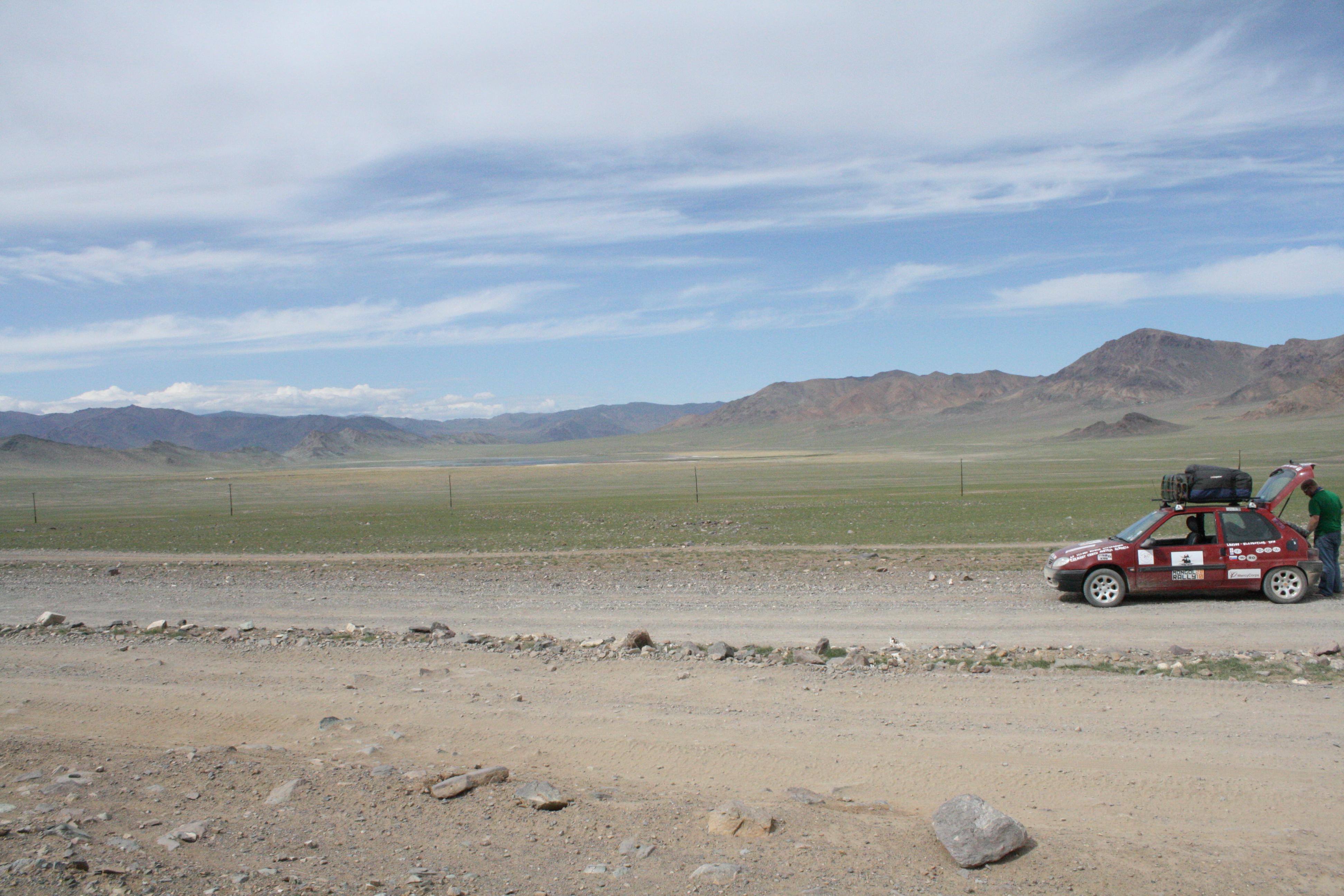 ATC Mongol Rally