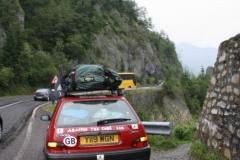 ATC Mongol Rally in Romania