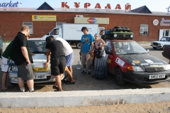ATC Mongol Rally in Russia