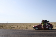 ATC Mongol Rally on the Road