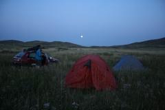 ATC Mongol Rally Camping Austria
