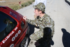 ATC Mongol Rally in Mongolia