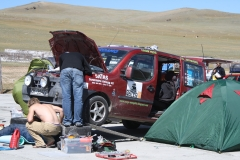 ATC Mongol Rally Breakdown