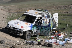 Breakdown: Mongol Rally