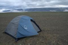 ATC Mongol Rally, Camping