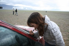 ATC Mongol Rally, Car Decor