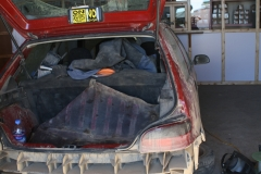 ATC Mongol Rally, Broken Frame