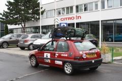 ATC Mongol Rally, Slovakia