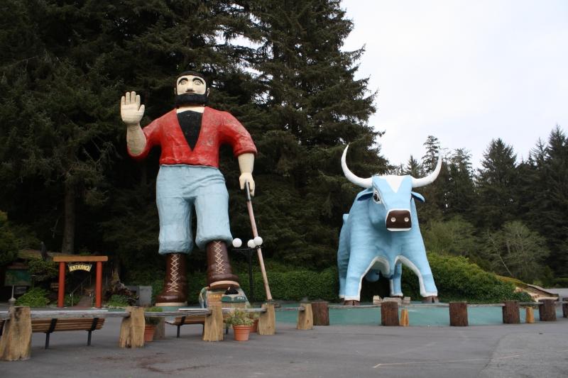 ATC in Oregon, USA