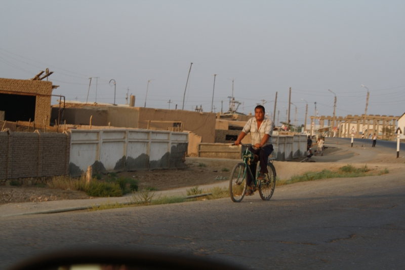 Western Uzbekistan