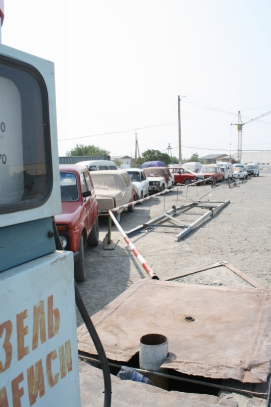 Gas Shortage, Uzbekistan