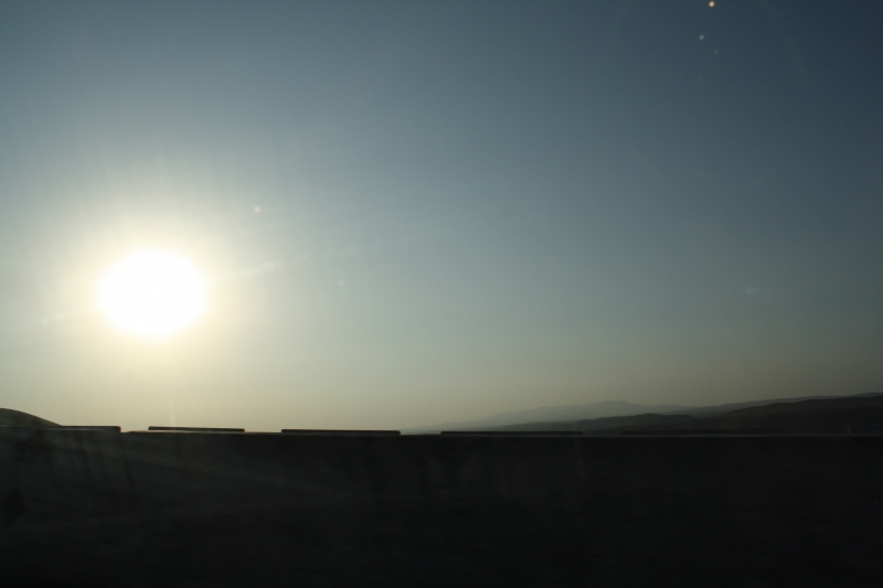 Desert, Uzbekistan