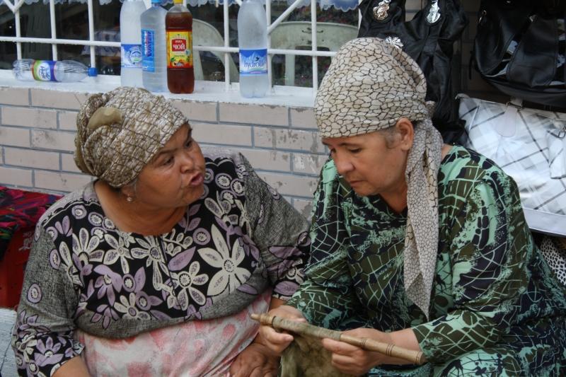 Uzbeks, Uzbekistan