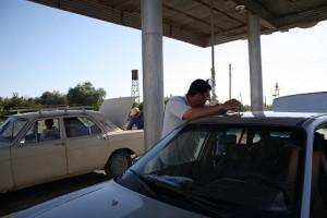 Khiva Shared Taxi Ride