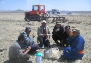 Mercy Corps Mongolia