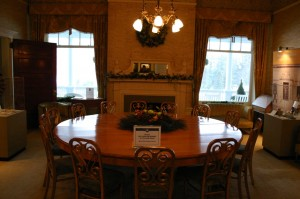Conference Table for the IMF and World Bank - Mount Washington Resort