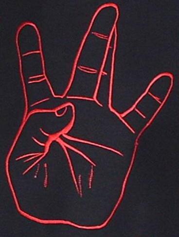 east coast finger sign - photo #15