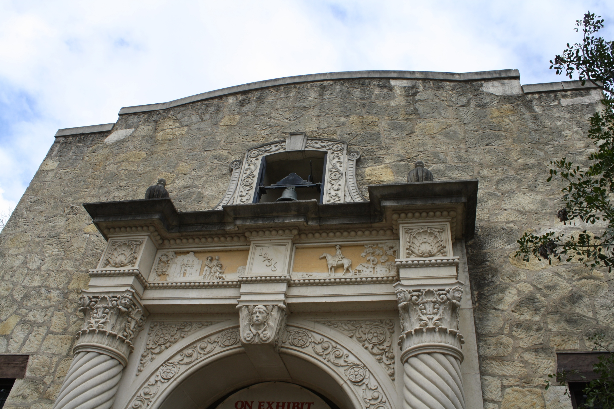 remember the alamo we did on our way through san antonio texas what