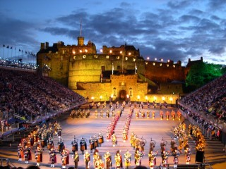 Edinburgh Military Tattoo 2013