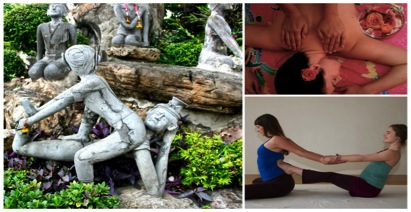 Learn massage in Thailand - Abandon the Cube