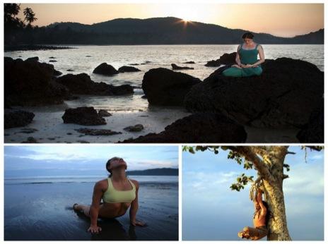 Learn yoga in Thailand - Abandon the Cube