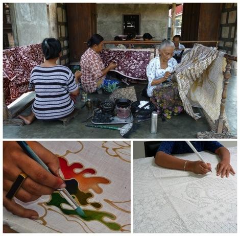 Learn Batik in Thailand - Abandon the Cube