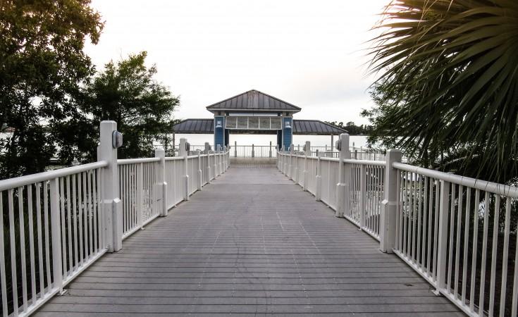 Marriott Harbor Lake Resort, Orlando Boardwalk