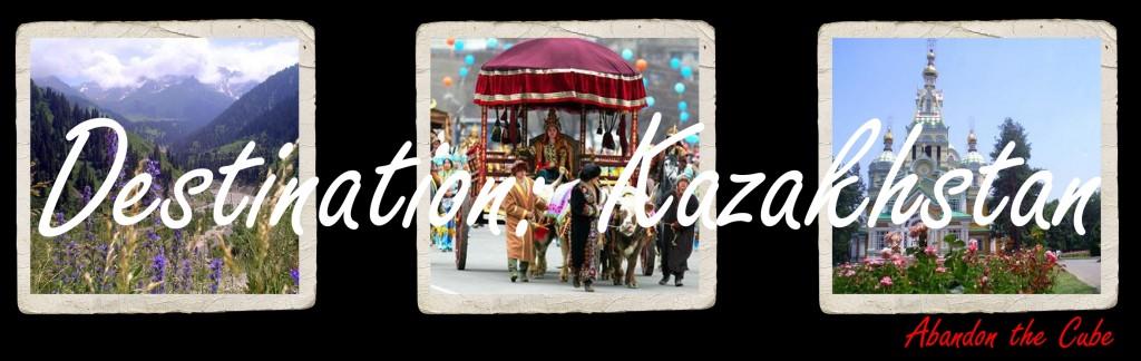 kazakh banner trio