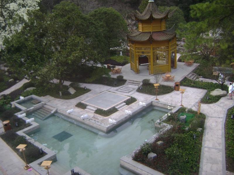 Huang Shan Natural Springs