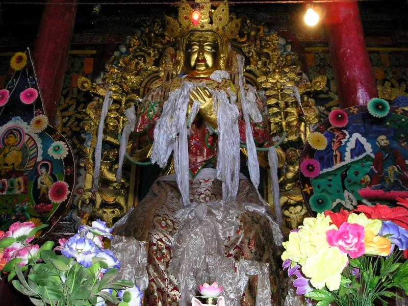 Buddhist Temple, China