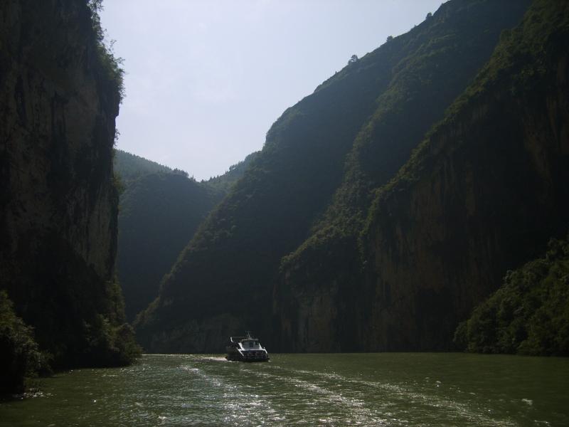 Yangzi River Cruise, China